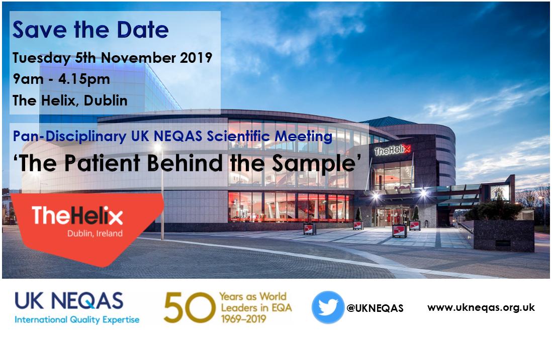 Pan-disciplinary UK NEQAS meeting
